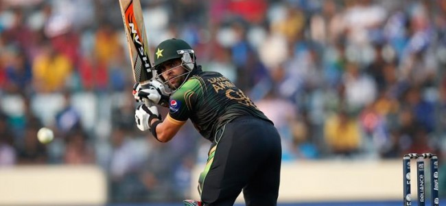 Pakistan announced their squad for the ICC Champions Trophy 2017 , Kamran Akmal dropped from 15-member squad