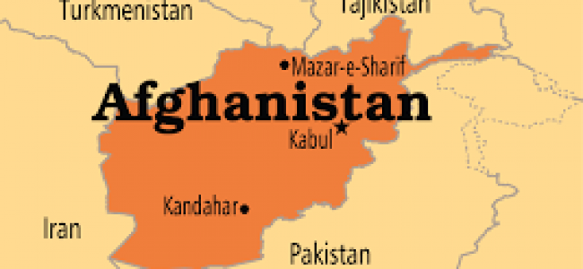 Afghanistan: Army based attacked by militants, 10 soldiers killed