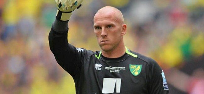 Norwich City: John Ruddy & Sebastien Bassong among seven released by Canaries
