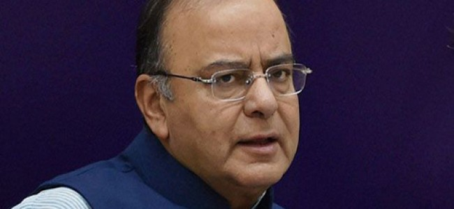 Situation in Kashmir not bad as portrayed: Jaitley