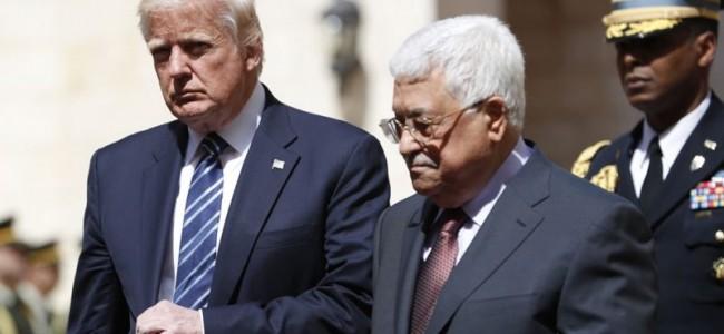 Israel kills Palestinian 'attacker' ahead of Trump trip