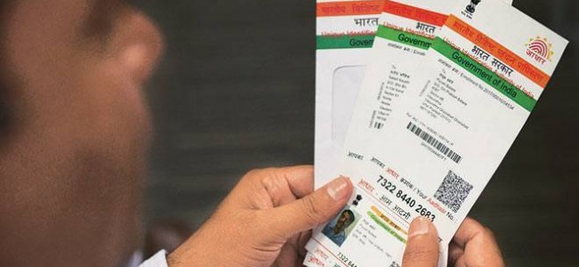 Aadhaar must be linked to bank accounts by December 31; mandatory for opening new accounts