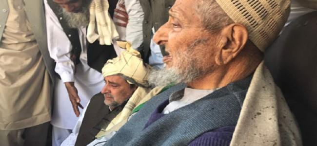 Mian Altaf Ahmed nominated Sajada Nasheen on 122nd urs at Babanagri.