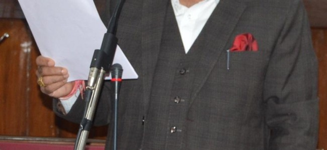 1 each District Hospital, SDH, CHC, 14 PHCs functional in Leh: Bali Bhagat