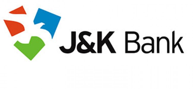 J&K Bank half-yearly net profit grows 44% to 146 Cr