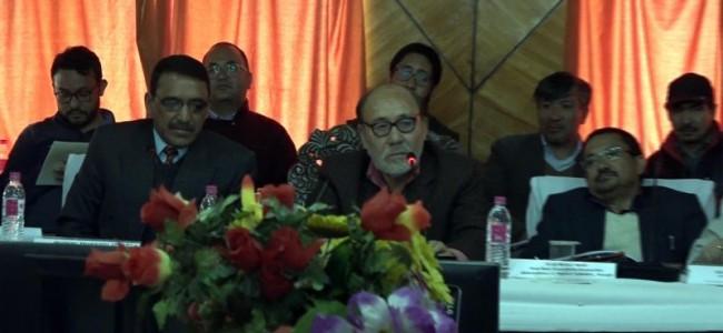 LAHDC Kargil approves Rs 12546.57 lakhs annual plan