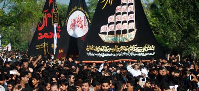 Restrictions in parts of Kashmir capital city tomorrow to prevent Muharram processions