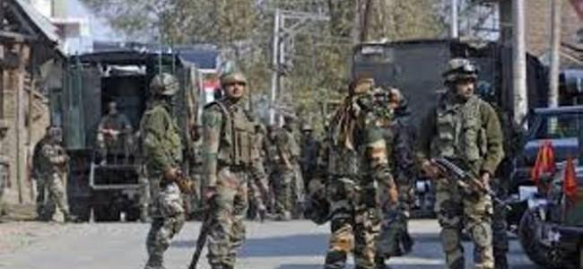 Two JeM militants,army man killed in Bijbehara gunfight