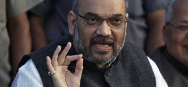 Home Minister Amit Shah to hold meeting on J&K today