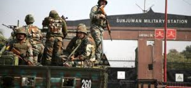 New Delhi wants officers to go 'home' whose bases were attacked by militants in J&K: Report