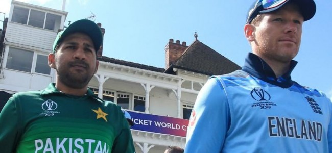 England skipper Morgan says fielding let side down in Pakistan loss
