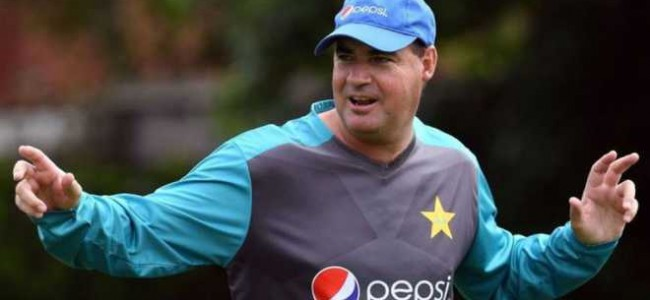 Our destiny is in our hands, not India: Pakistan coach Mickey Arthur