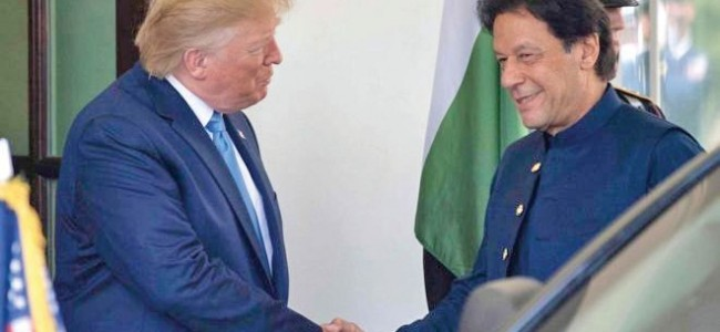 'I felt as if I came home after winning World Cup': Imran Khan as he returns from US
