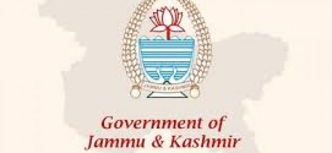 Administrative Secretaries to hold public grievance camp at Srinagar on Feb 19