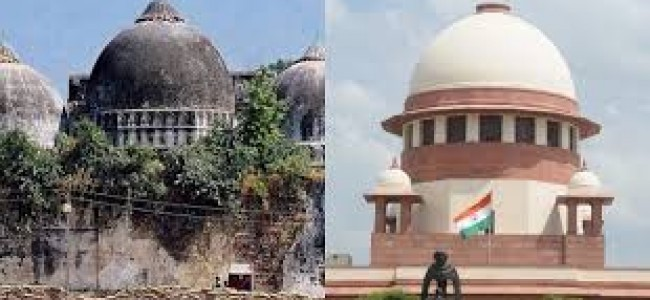 Ayodhya Land Dispute Case: SC Allows Mediation Process To Continue