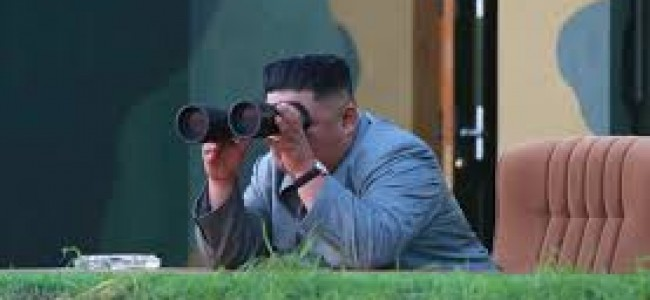 North Korea says new missile a 'solemn warning' to South
