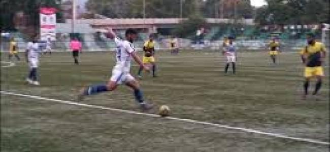 JKFA Annual League: J&K bank beats J&K Forest XI