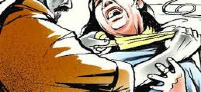 Husband kills wife in UP
