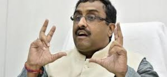 Modi govt will take necessary steps for benefit of J-K: Ram Madhav on Article 35A