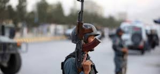 Official: Attack at Afghan VP candidate's office kill 20