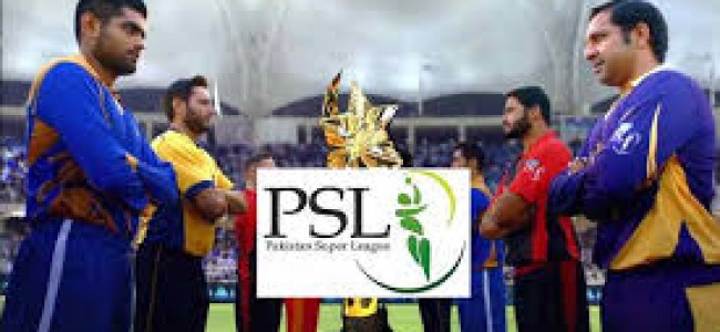 PSL Season 5 to be played in Pakistan: Sources