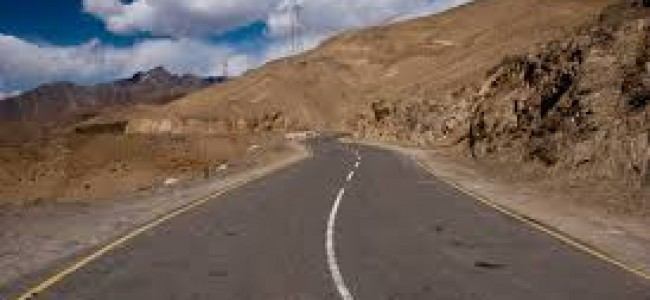 Srinagar-Leh highway to remain closed today for necessary repairs