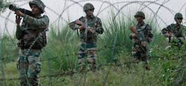 "Pak violates ceasefire at J&K""s Shahpur again"