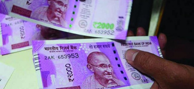 Rupee skids for 4th day; settles 6 paise down against dollar