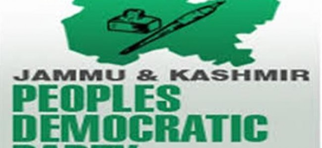 Won't participate in Panchayat By-elections: PDP Spokesperson