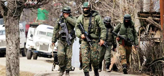 Kashmir: No killings reported in last 35 days