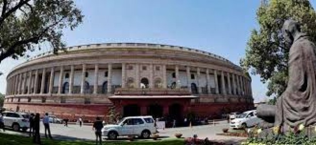 Rajya Sabha passes Unlawful Activities Prevention Amendment Bill (UAPA)