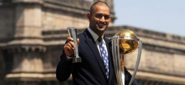 ICC proposes, fans bat for Mahendra Singh Dhoni as captain of decade
