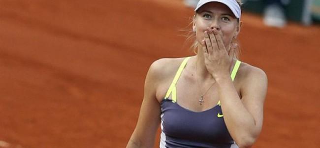 Maria Sharapova gets wild card, set to return for Australian open