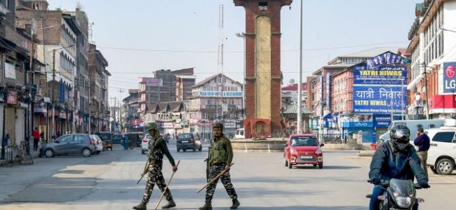Cabinet Approves Order For Adaptation Of Central Laws In J&K