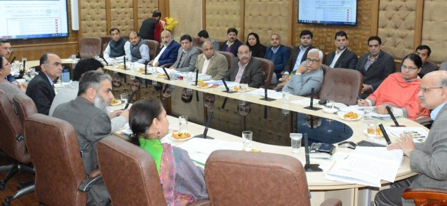 CS chairs 18th Steering Committee meeting of CAMPA