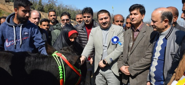 Steps afoot to bring Budgam on top in milk production: DDC