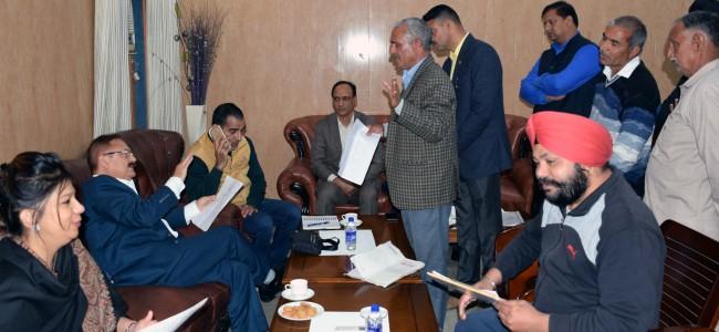Dr Pawan Kotwal, Yasha Mudgal hold public interaction camp