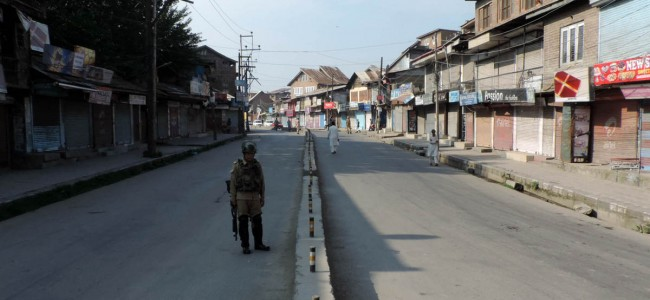 'Explain how J&K can really attract investors': Opposition MPs ask MHA