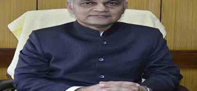 J&K readying for investments to spur growth: Advisor Sharma
