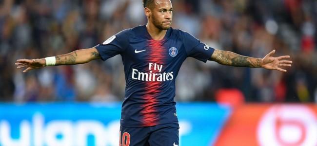 Neymar set to play against Borussia Dortmund, says Thomas Tuchel