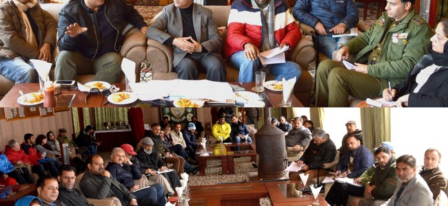 First chapter of winter games at Gulmarg; Sarmad Hafeez reviews arrangements