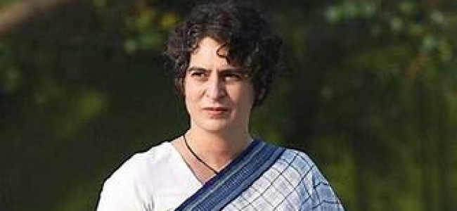 Is India still a democracy?': Priyanka Gandhi Vadra on J-K ex-CMs detention