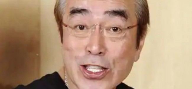 Comedian Ken Shimura dies of Covid-19, is first Japanese celebrity to succumb to coronavirus