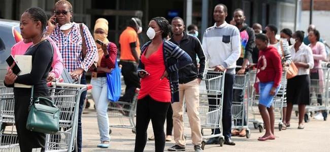 'We'll die of hunger first': Despair as Zimbabwe lockdown begins
