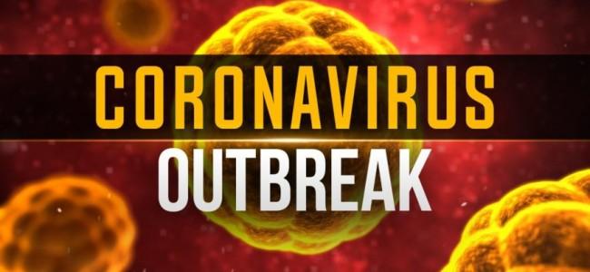 Ladakh under virus lockdown as 13 test positive
