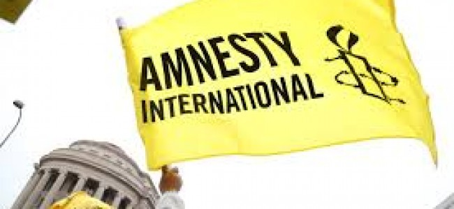 Release detainees, restore 4G internet in J&K: Amnesty International
