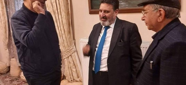 Altaf Bukhari Wants Ill Timed Domicile Order Be Put In Abeyance Till Pandemic Is Managed