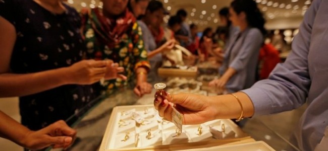 Gold rate goes up to Rs 50,860, silver prices gain 0.33%