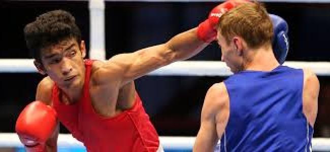 Amit, Gaurav give India winning start at World Boxing Championships