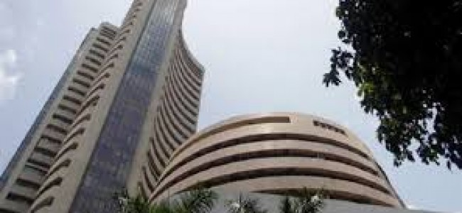 Sensex ends at all-time closing high of 33,042